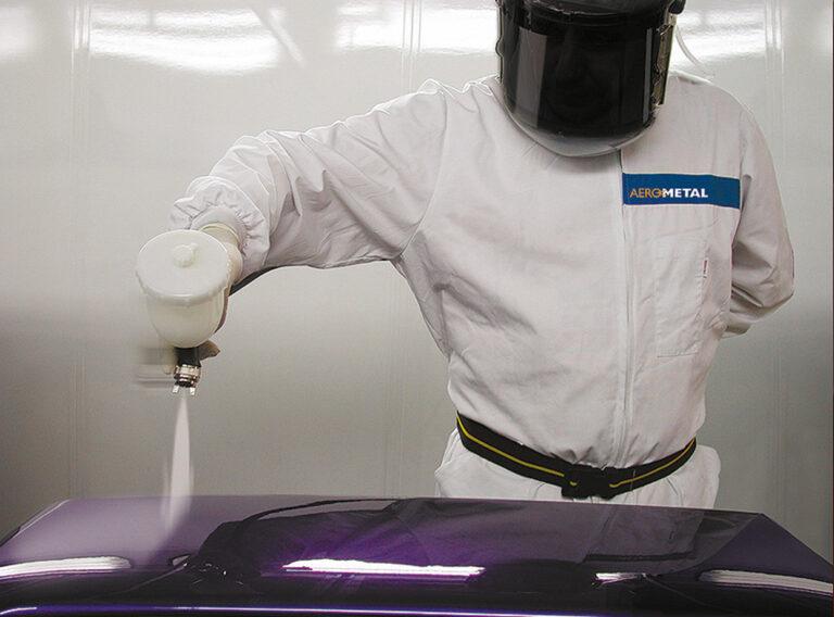 Equipos de pintado Aerometal