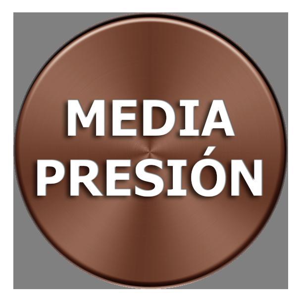 sistemas de aplicación de media presión